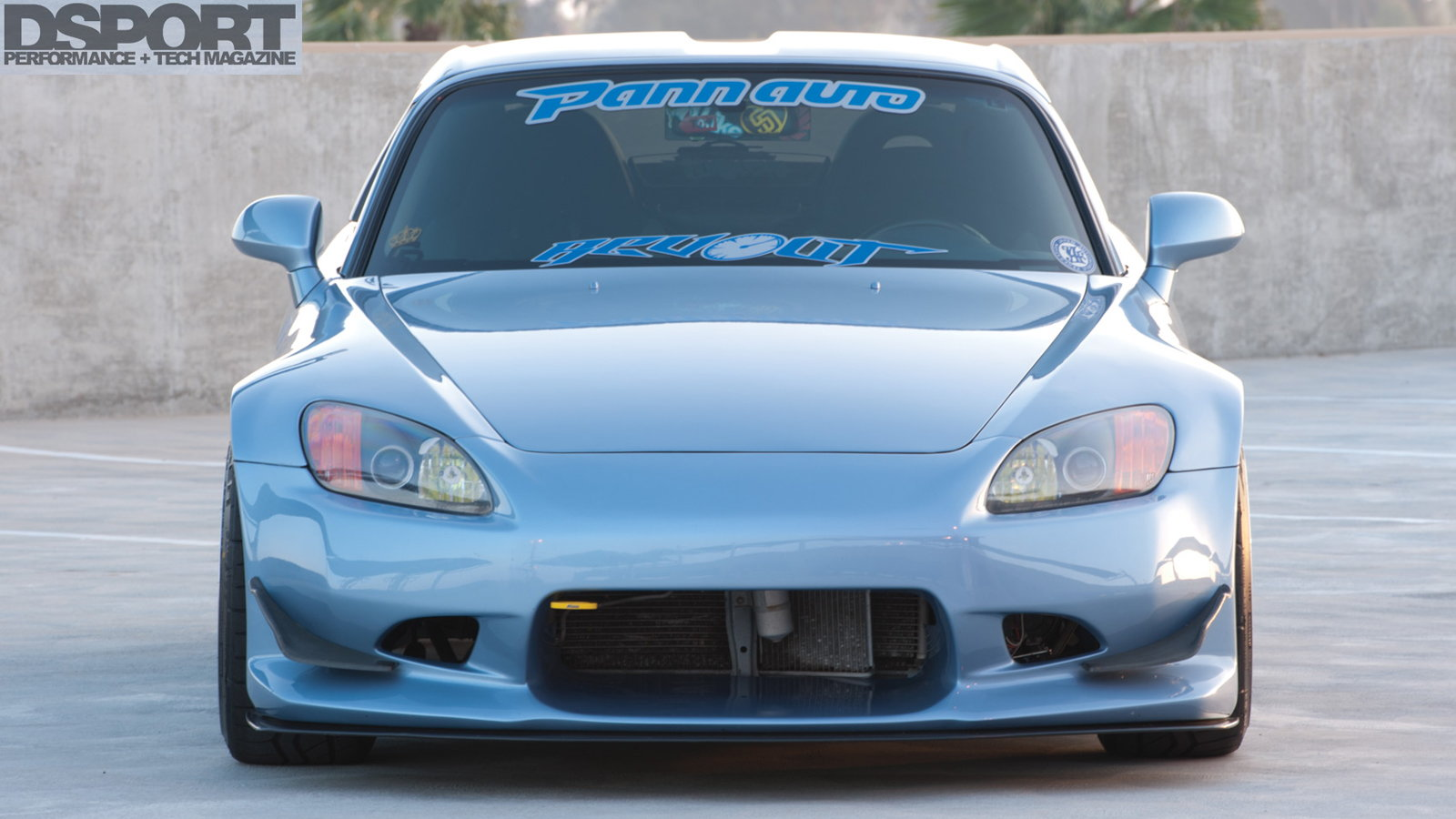 S2000 Enjoys 400 Supercharged Horses