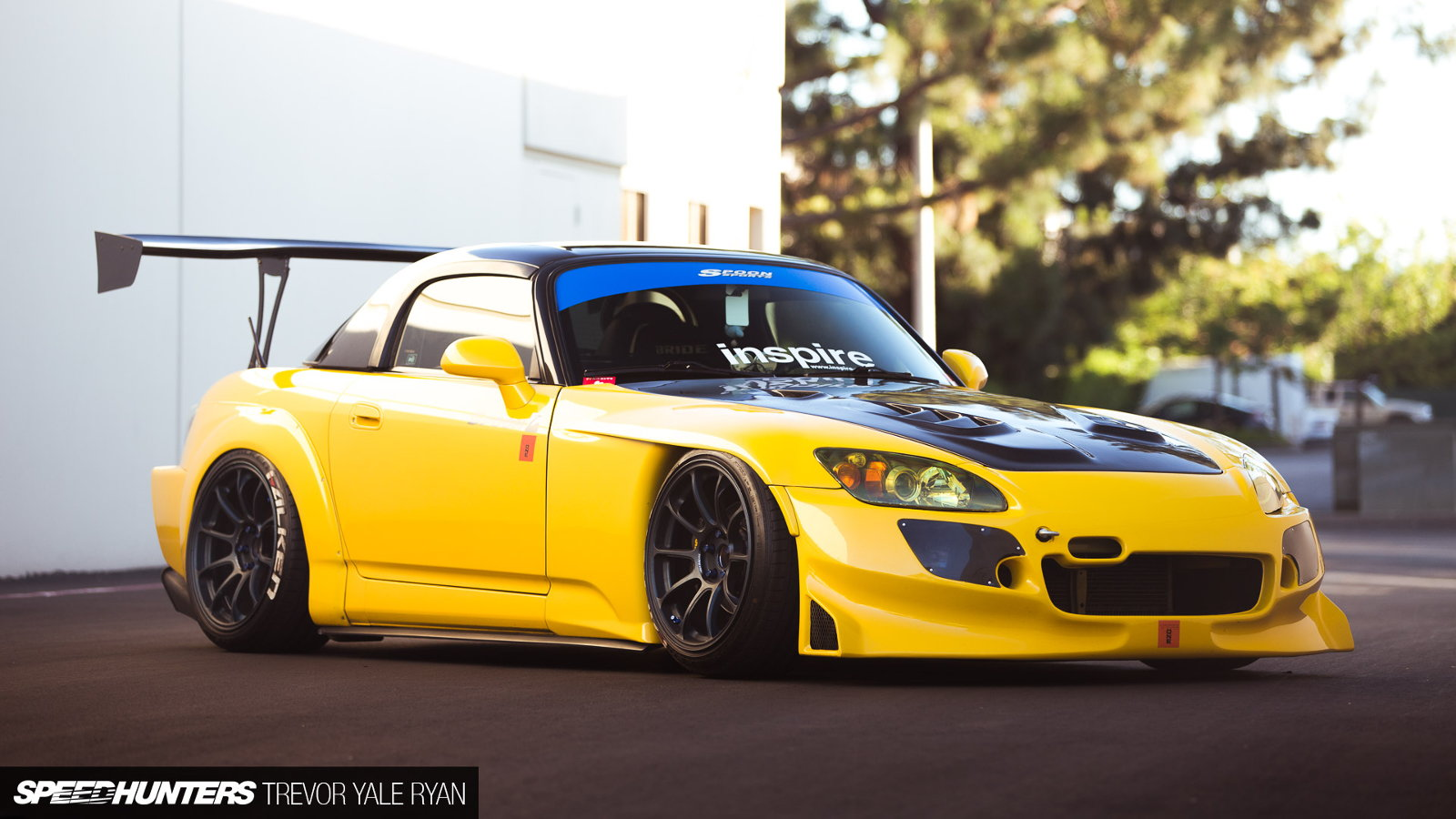 Spoon Laden AP1 is Exactly How It's Done