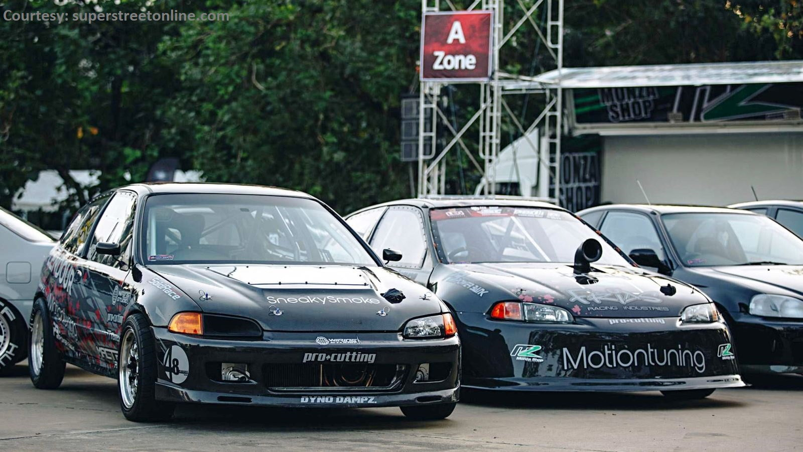 Thailand's 2018 Siam Meet Up Draws a Variety of JDM Goodness