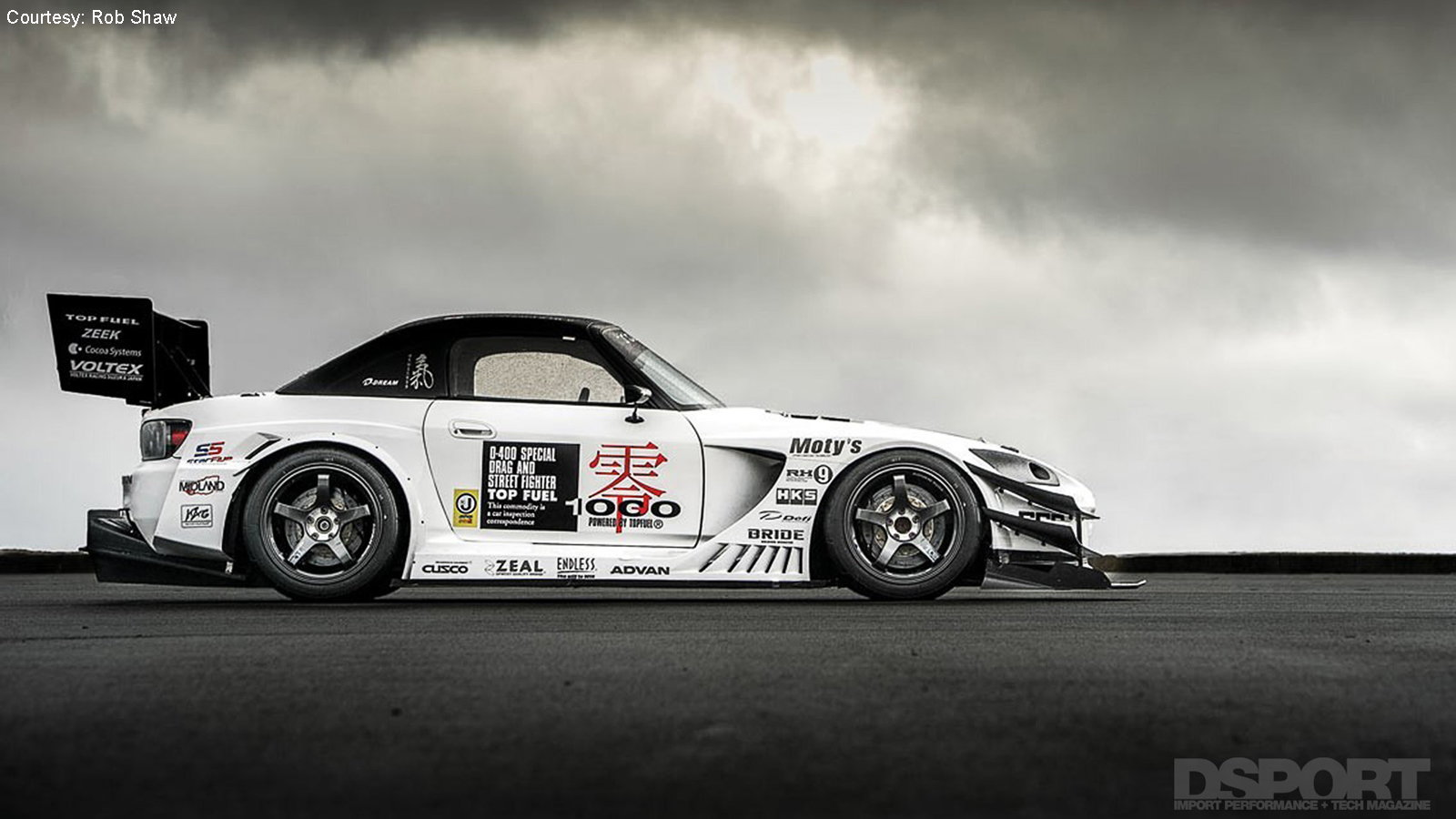 Top Fuel's S2000 WTAC Contender