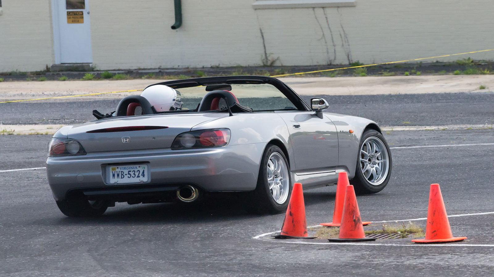 S2000 Track days Preparation