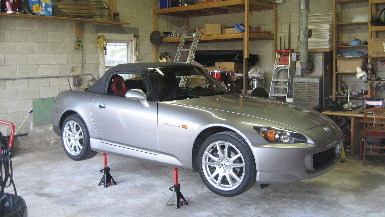 The S2000 is a Great Car to Wrench On
