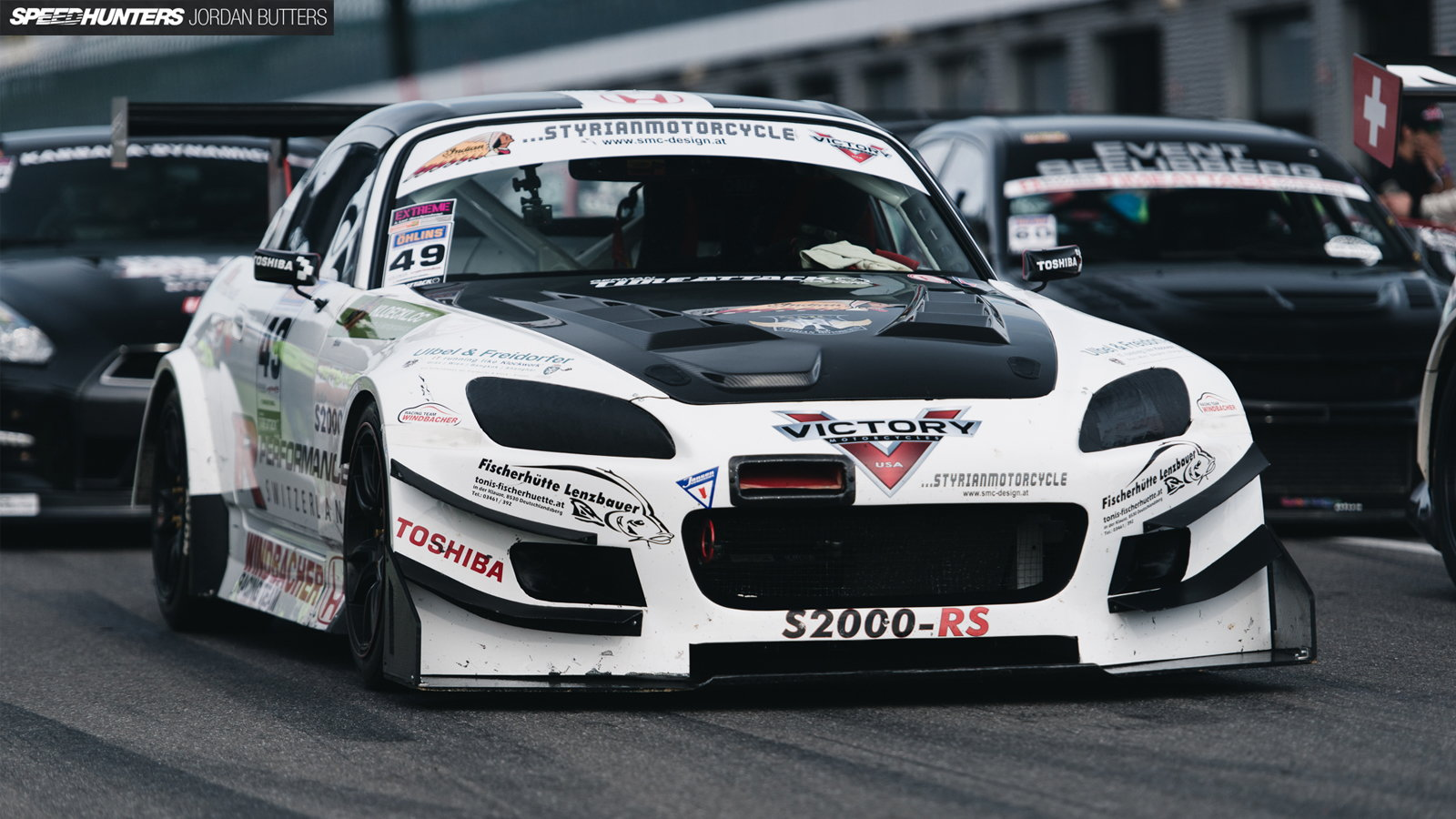 Rudolf Windbacher's Tuned S2000-RS