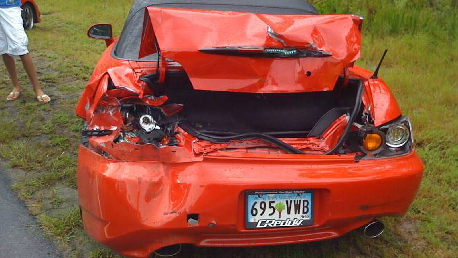 What to Consider If Your Car is Totaled