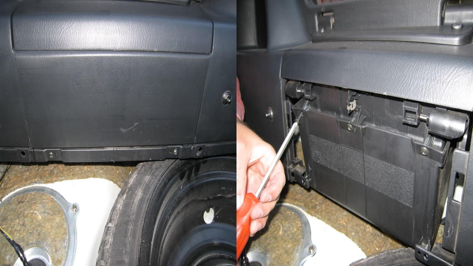 Remove Center Panel