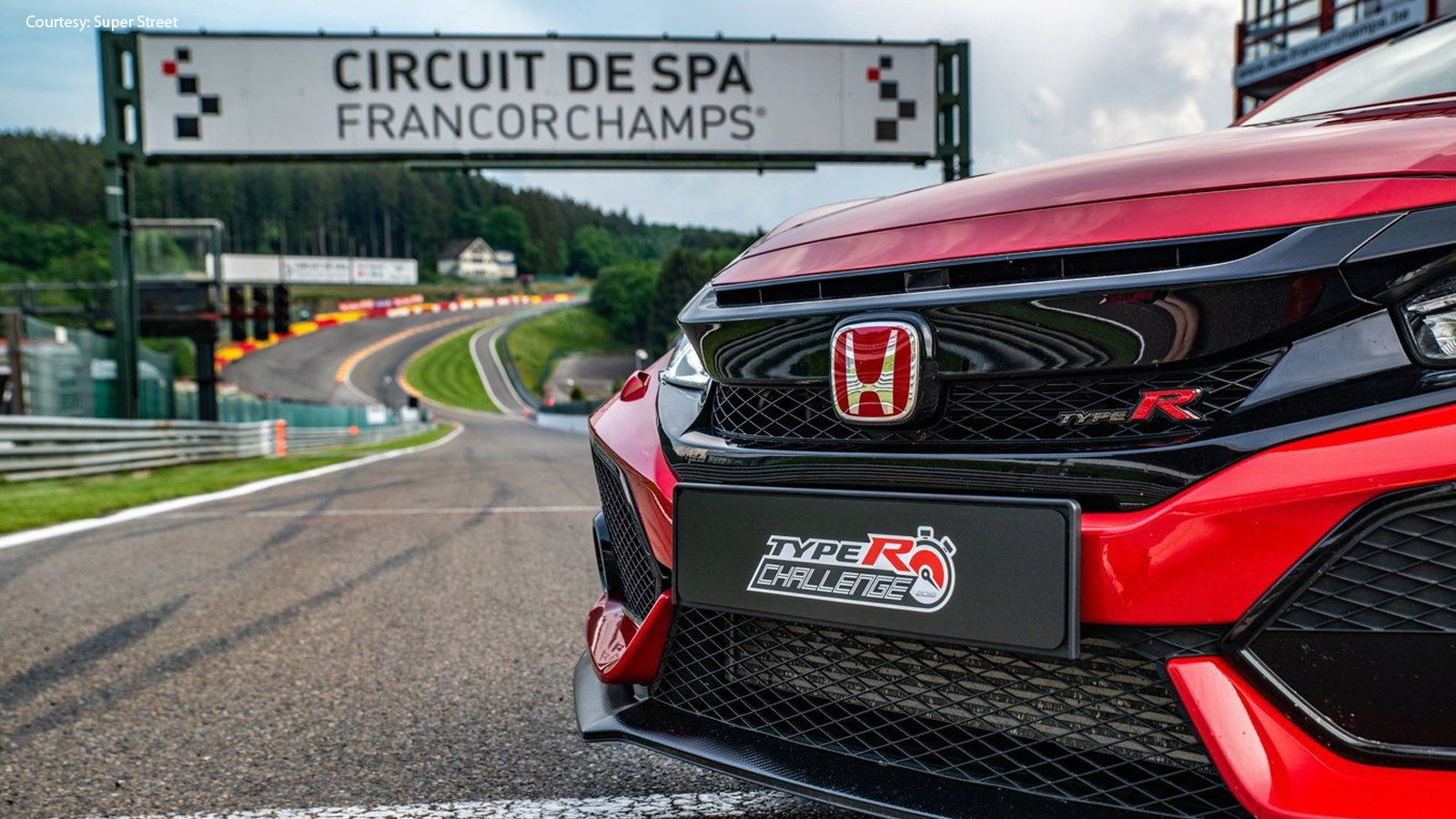 Civic Type R Continues to Set New Records