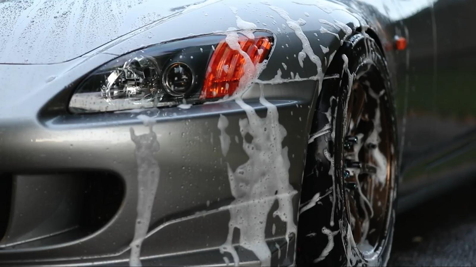 S2000 Cleaning Detailing Washing