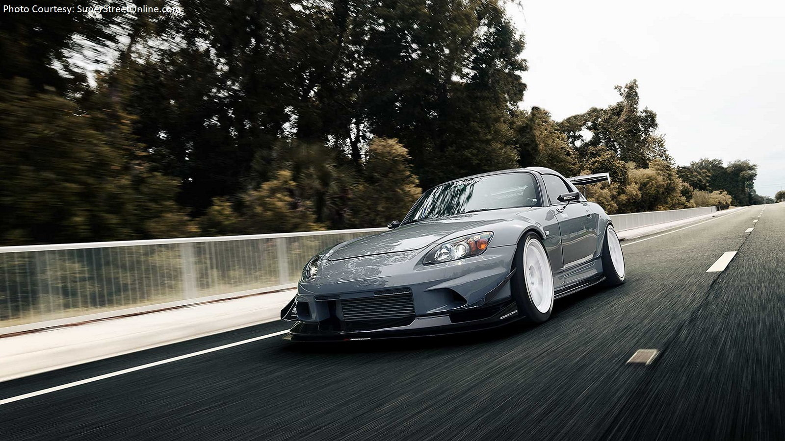 Supercharged S2000