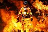 Fireman faces fire