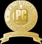 PC Magazine Technical Excellence Award 2003
