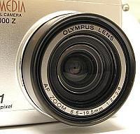 Olympus C-2000Z