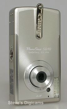 Canon Powershot SD10 Digital ELPH