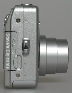Pentax Optio S50