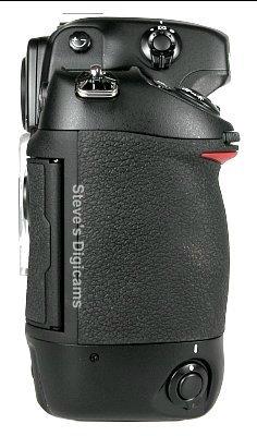 Nikon D2X SLR