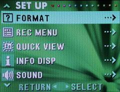 Konica Digital Revio KD500Z