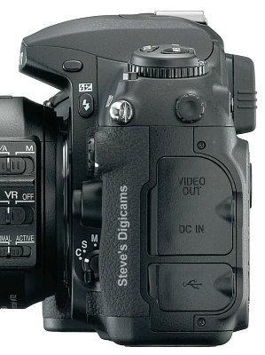 Nikon D200 SLR