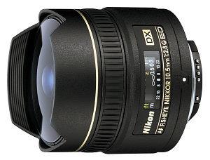 Nikkor AF-S 10.5mm f/2.8G ED