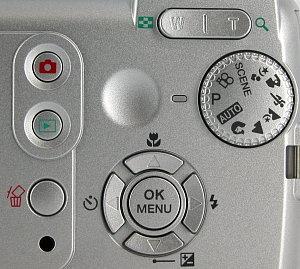 Olympus FE-120 Zoom