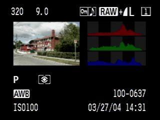Canon EOS-1D Mark II Digital SLR