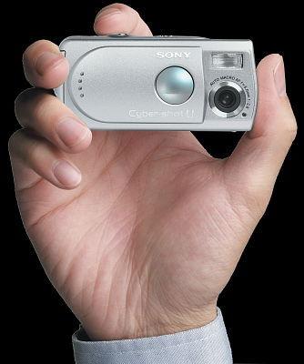 Sony Cyber-shotU DSC-U30