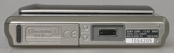 Sony DSC-T1