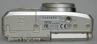 Pentax Optio 330GS