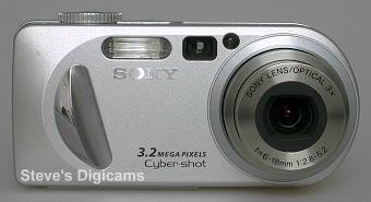 Sony DSC-P8
