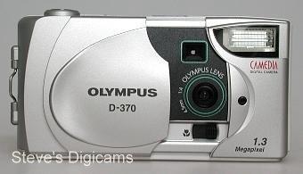 Olympus Camedia D-370