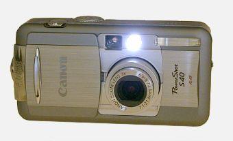 Canon PowerShot S30