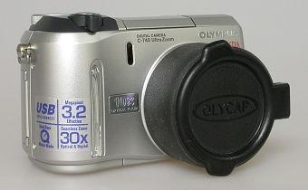 Olympus C-740 Ultra Zoom