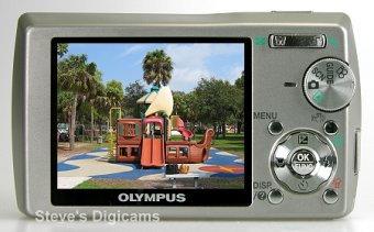 Olympus Stylus Digital 810