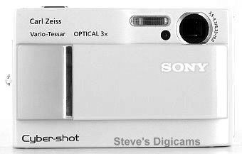 Sony DSC-T10