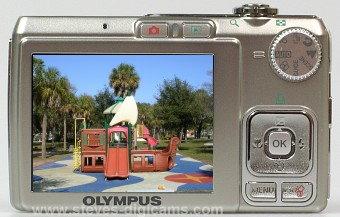 Olympus FE-280 Zoom