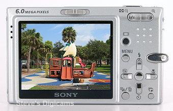 Sony DSC-T9