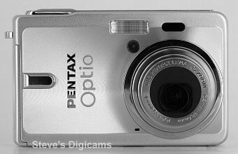 Pentax Optio S6
