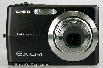 Casio Exilim EX-Z600