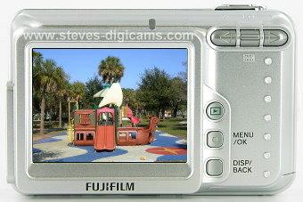 Fujifilm FinePix A700
