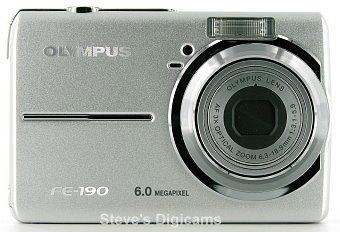 Olympus FE-190 Zoom