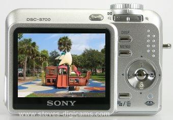 Sony Cyber-shot DSC-S700