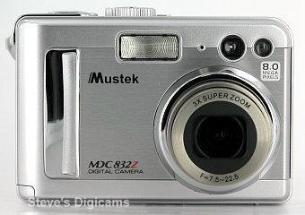 Mustek MDC-832Z