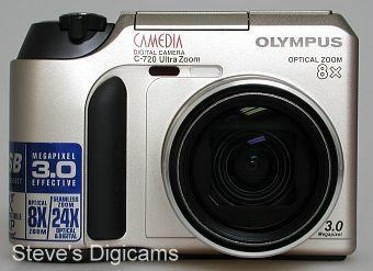 Olympus C-720 Ultra Zoom