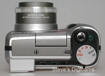 Olympus C-700 Ultra Zoom