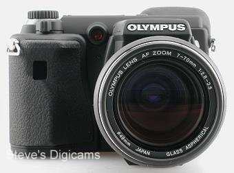 Olympus Camedia E-100RS