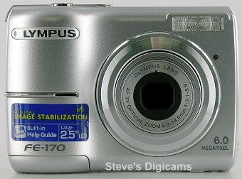 Olympus FE-170 Zoom