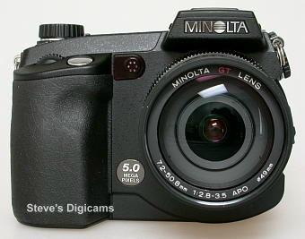 Minolta DiMAGE 7Hi
