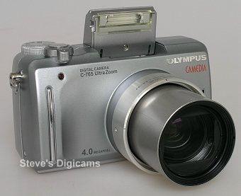 Olympus C-765 Ultra Zoom