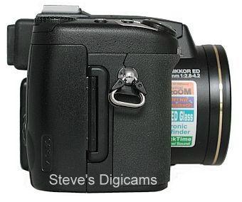 Nikon Coolpix 5700.  Photo (c) 2002 by Steve's Digicams