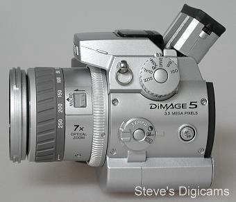 Minolta DiMAGE 5