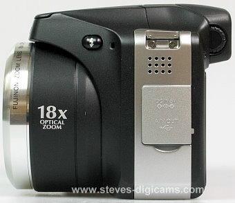 Fujifilm FinePix S8000fd