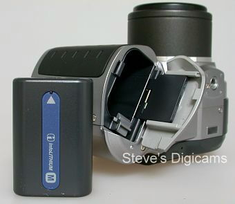 Sony MVC-CD400